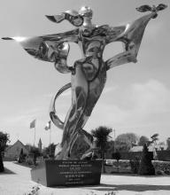Dünya Barış Anıtı, Normandiya - Fransa